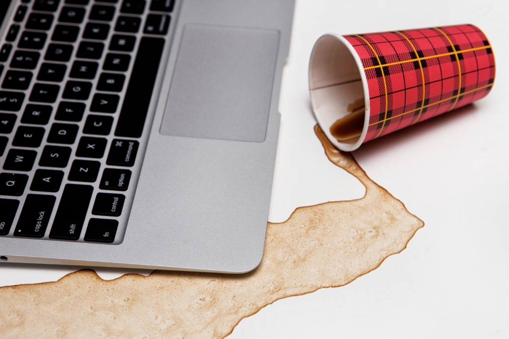 No Crying Over Spilled Coffee With Data Backup